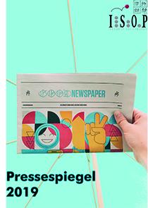 Pressespiegel 2019 Cover