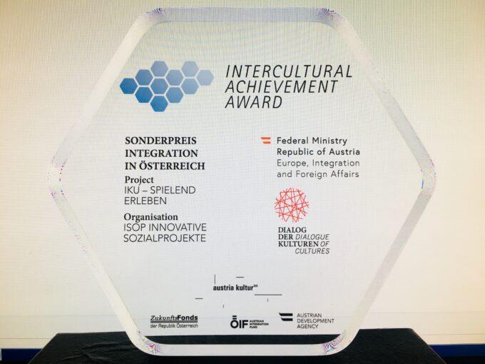 Award IKU 2018