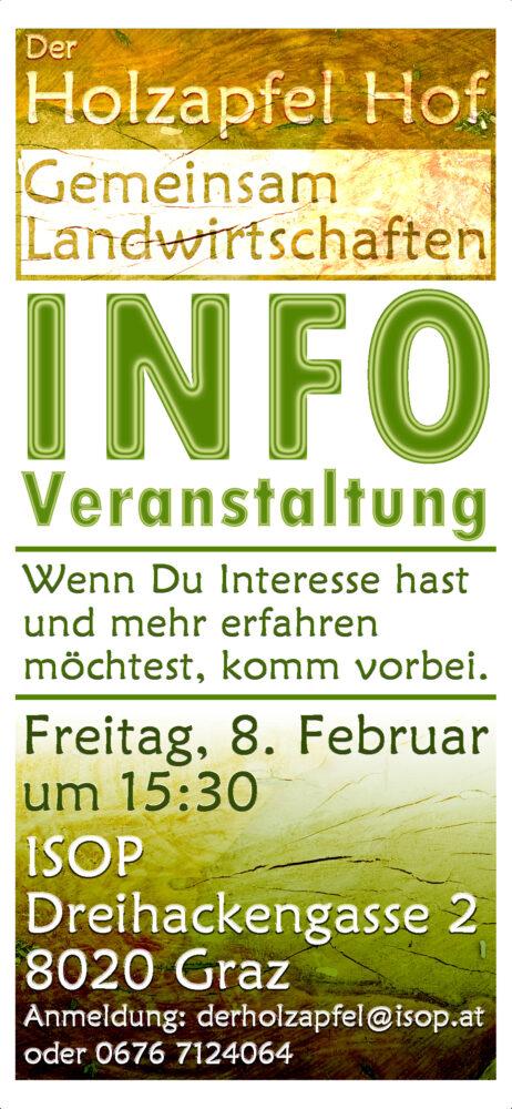 Einladung Holzapfel 2019