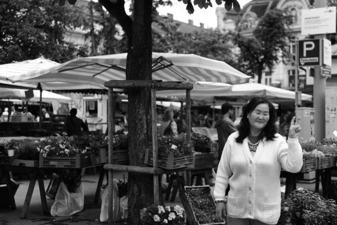 Bauernmarkt Kaiser-Josef-Platz