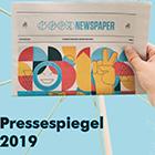 Artikelbild Pressespiegel 2019