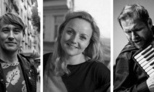 """Literatur Ost – West: """"Transit"""" mit Aleš Šteger, Kirstin Schwab und Jure Tori"""