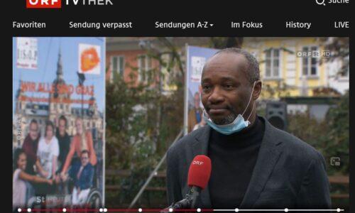 """ORF, """"Steiermark heute"""": Plakatserie von ISOP/IKU/Graz – unser Kulturjahr 2020"""
