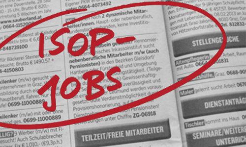 ISOP sucht ab Mai 2021 eine Sprachförderkraft in Feldbach