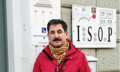 """""""Ein Mann, der Perspektiven schafft"""": ISOP-Projektleiter Yaşar Genç im Gespräch"""